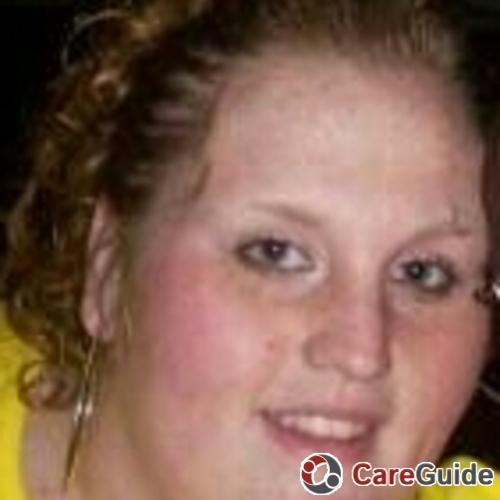 Elder Care Provider Haley Berry's Profile Picture