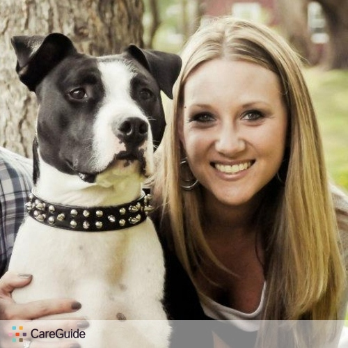 Pet Care Provider Amber Helland's Profile Picture