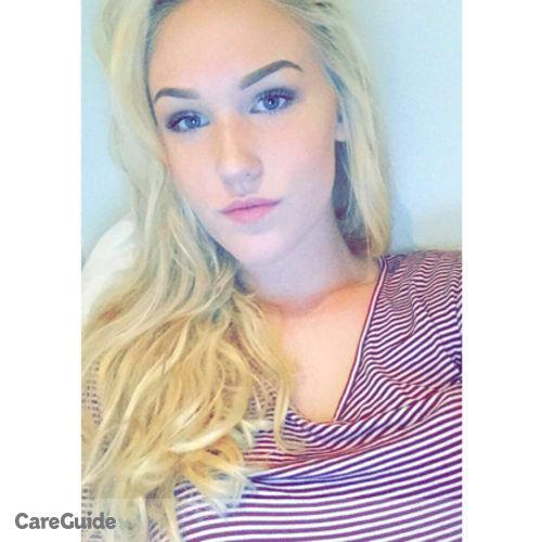 House Sitter Provider Destiny McGraw's Profile Picture
