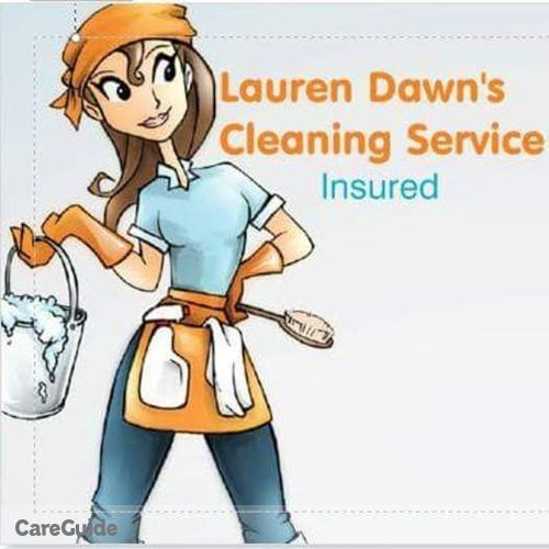 Housekeeper Provider Lauren M's Profile Picture