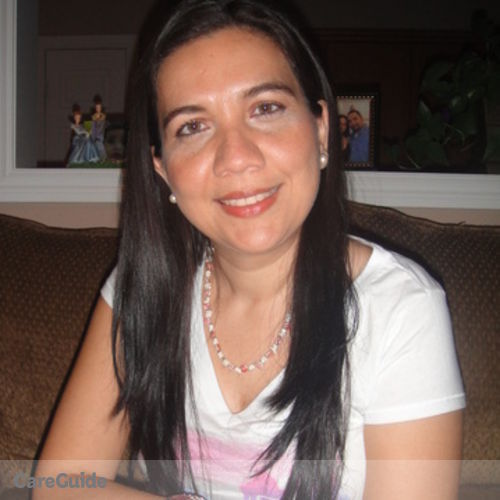 Canadian Nanny Provider Paola T's Profile Picture