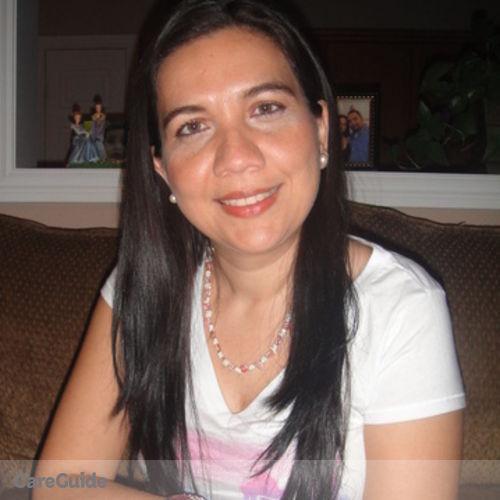 Canadian Nanny Provider Paola Toruno's Profile Picture