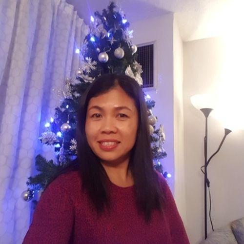 Canadian Nanny Provider Recibeth D's Profile Picture