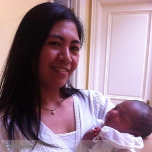 Canadian Nanny Provider Sharon Attolba's Profile Picture