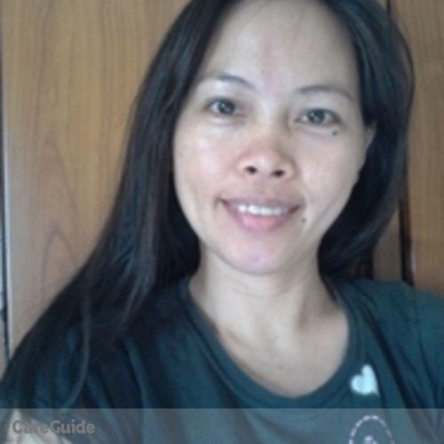 Canadian Nanny Provider Jennifer Garcia's Profile Picture