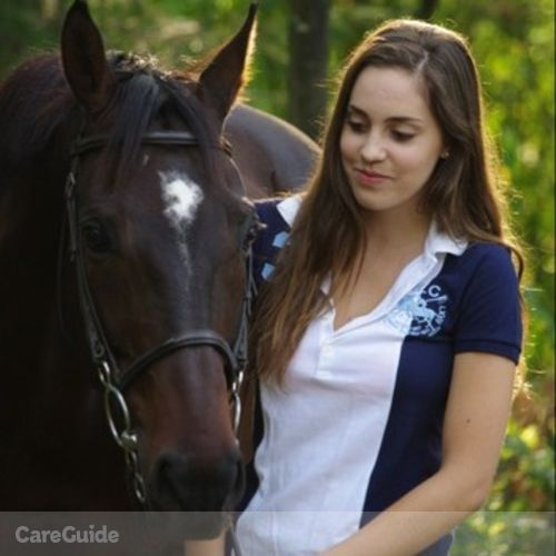 Pet Care Provider Alexandra Platel's Profile Picture