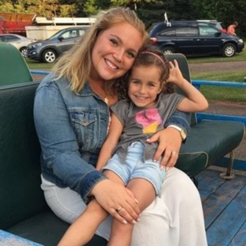 Canadian Nanny Provider Alexandra Arsenault's Profile Picture