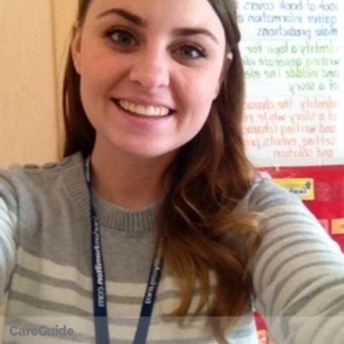 Canadian Nanny Provider Rebecca McCue's Profile Picture