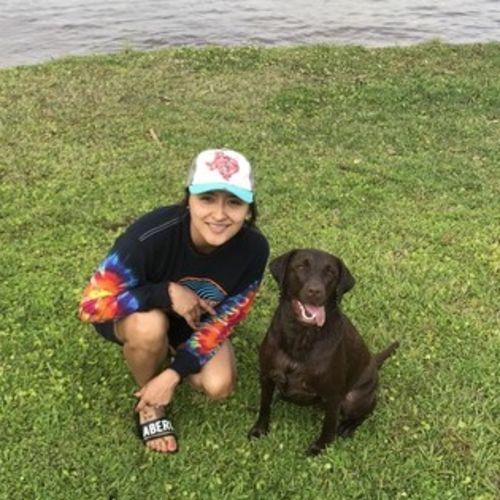 Pet Care Provider Samantha M's Profile Picture