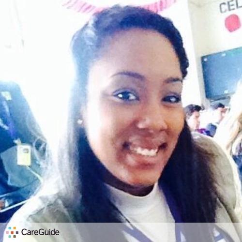 Child Care Provider Danyele B's Profile Picture