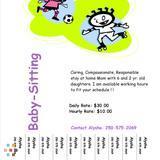 Babysitter, Daycare Provider in Kelowna
