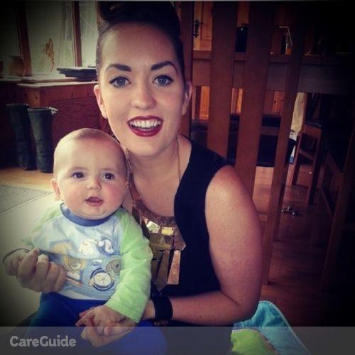 Canadian Nanny Provider Kierana Catherine Mc Cormick's Profile Picture