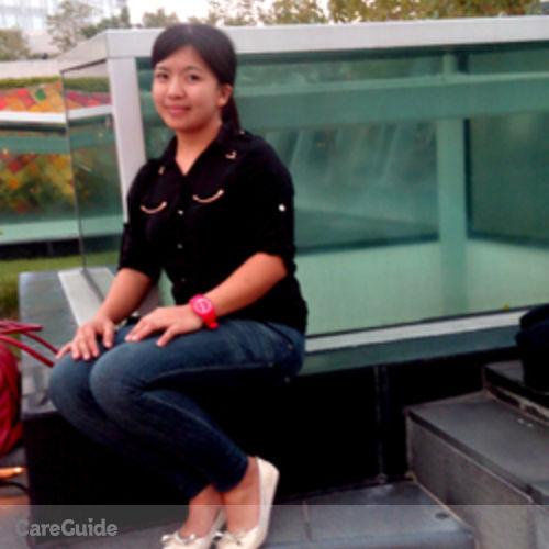 Canadian Nanny Provider Zeneth B's Profile Picture