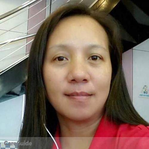 Canadian Nanny Provider Lilibeth Babayson's Profile Picture
