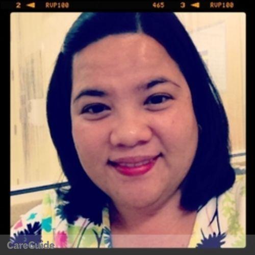 Canadian Nanny Provider Cecilia Caniel's Profile Picture