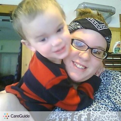 Child Care Provider Brittany Baillargeon's Profile Picture