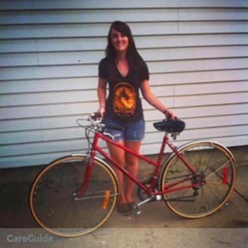 Canadian Nanny Provider Brianne Simpson's Profile Picture