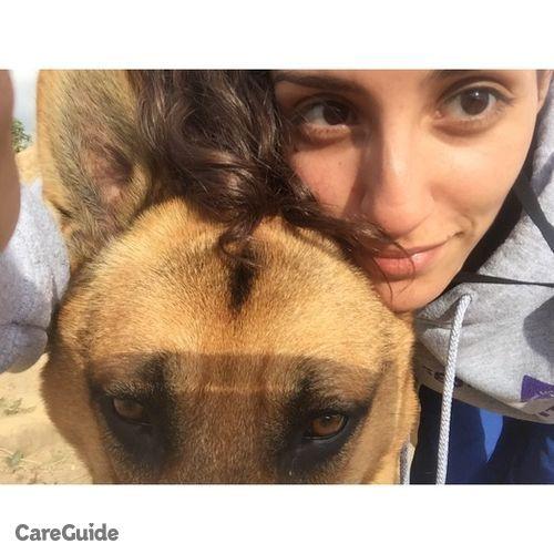 Pet Care Provider Geovana O's Profile Picture