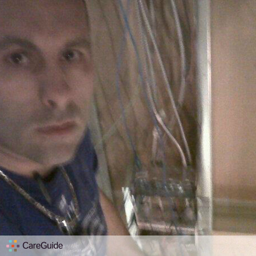 Electrician Provider Sarantis Vlassopoulos's Profile Picture