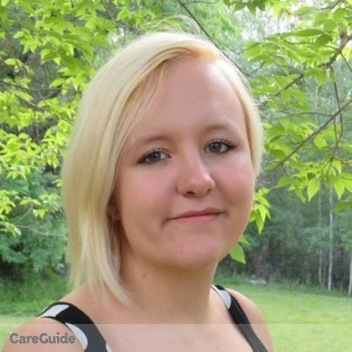 Canadian Nanny Provider Tiffany Dyck's Profile Picture