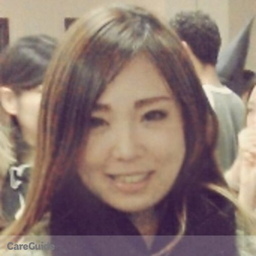 Canadian Nanny Provider Mana Kiyota's Profile Picture