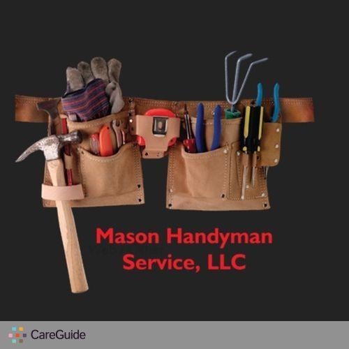 Handyman Provider Mason Handyman Service's Profile Picture