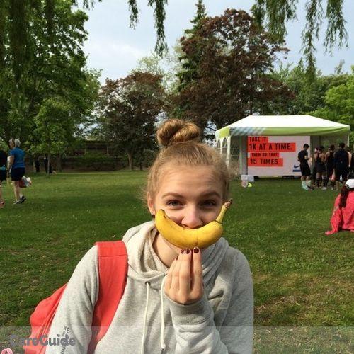 Canadian Nanny Provider Dakota Szymanski's Profile Picture