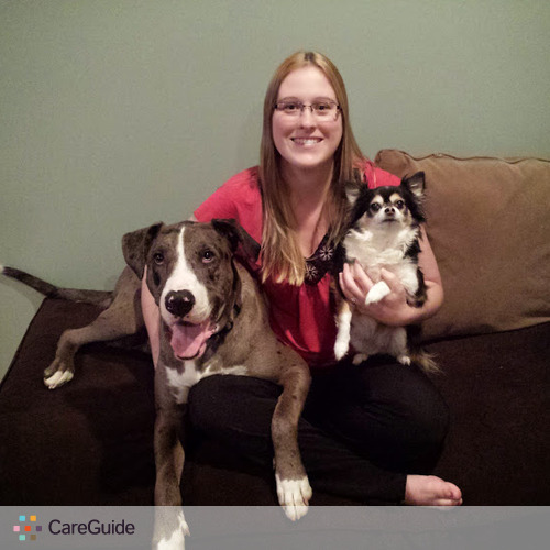 Pet Care Provider Jennifer Godshall's Profile Picture