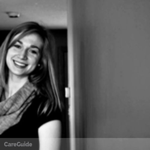 Canadian Nanny Provider Maxine Betteridge-Moes's Profile Picture