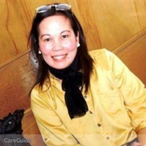 Canadian Nanny Provider Marcelina P's Profile Picture