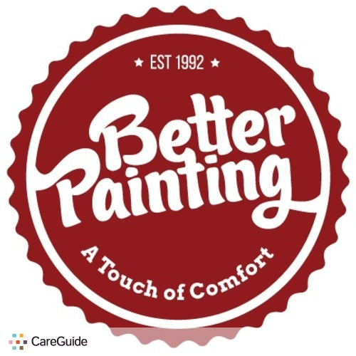 Painter Provider Better Painting's Profile Picture