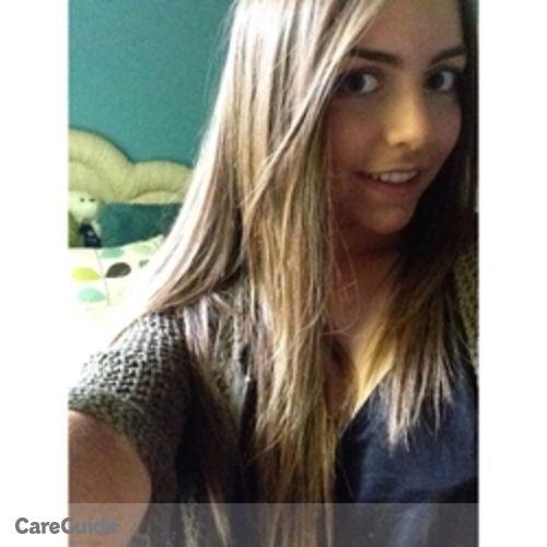 Canadian Nanny Provider Alexia 's Profile Picture