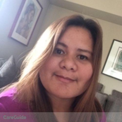 Canadian Nanny Provider Aira Arpilleda's Profile Picture