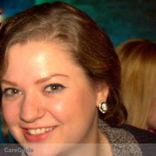 Canadian Nanny Provider Megan MacGregor's Profile Picture
