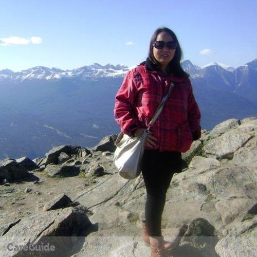 Canadian Nanny Provider Mel V's Profile Picture