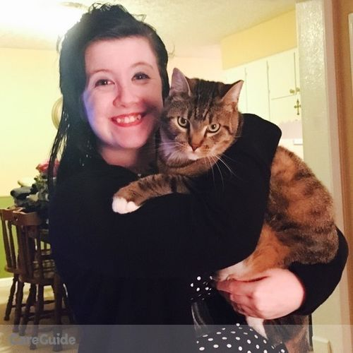 Pet Care Provider Brianna Stone's Profile Picture