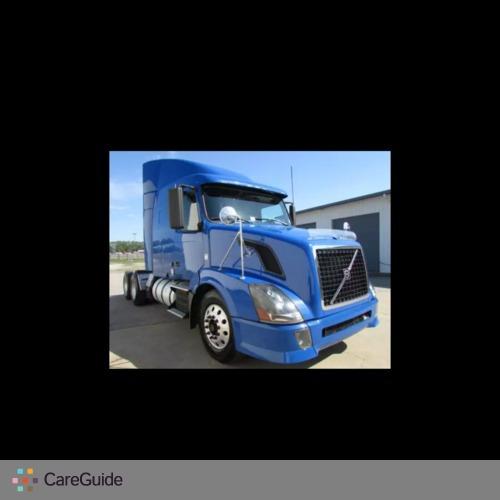 Truck Driver Job Milton F's Profile Picture