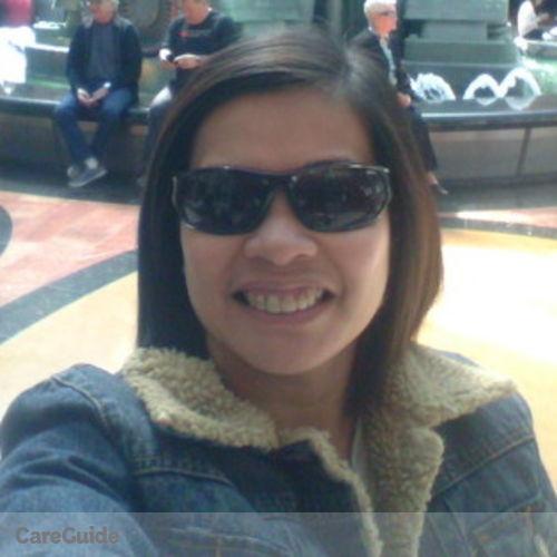Canadian Nanny Provider Clarissa Zamora's Profile Picture