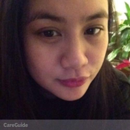 Canadian Nanny Provider Cherrylynn Taduran's Profile Picture