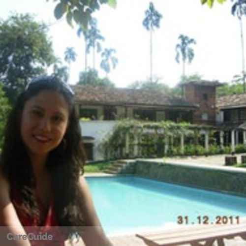 Canadian Nanny Provider Carolina Gonzalez's Profile Picture