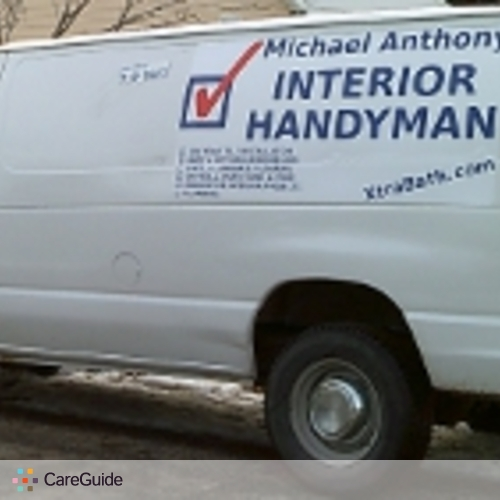 Handyman Provider Michael Anthony's Profile Picture