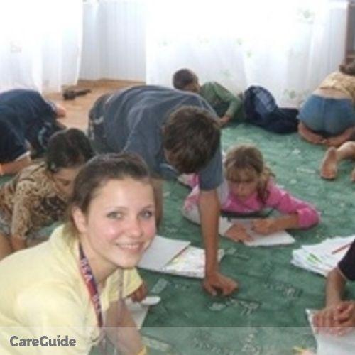 Canadian Nanny Provider Lena Slobodyanuk's Profile Picture