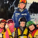 Children's ski instructor available during the summer to lend a helping hand with your kids!