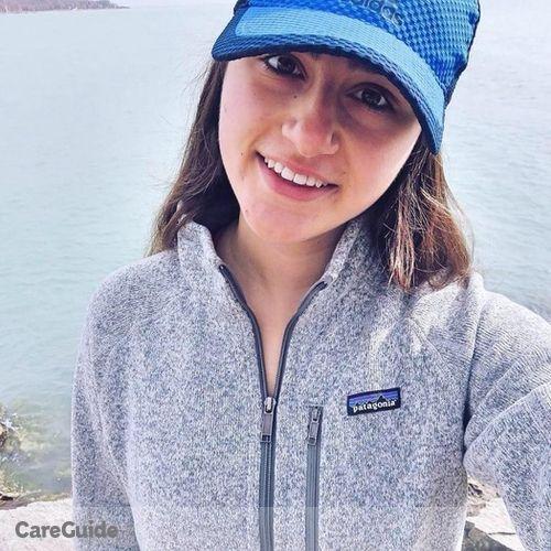 Canadian Nanny Provider Andrea Ata's Profile Picture