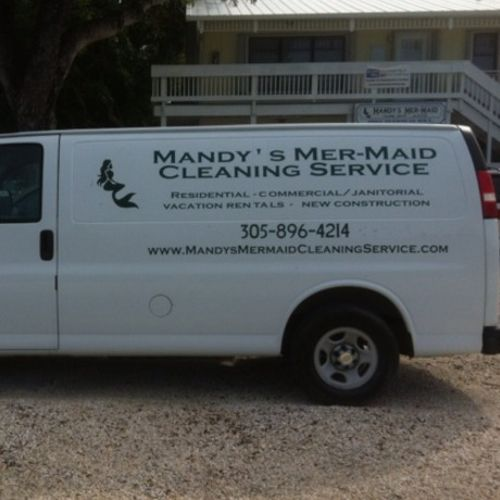 Housekeeper Provider Mandy's Mer-Maid Cleaning Service's Profile Picture