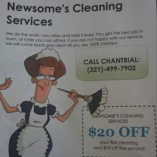 Newsome's Cleaning Service