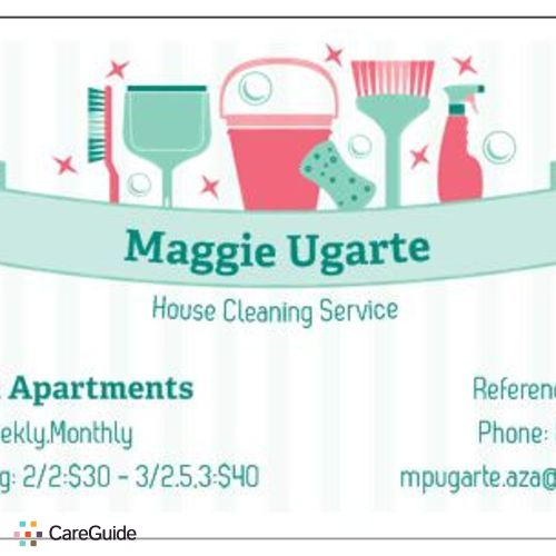 Housekeeper Provider Maggie Ugarte's Profile Picture