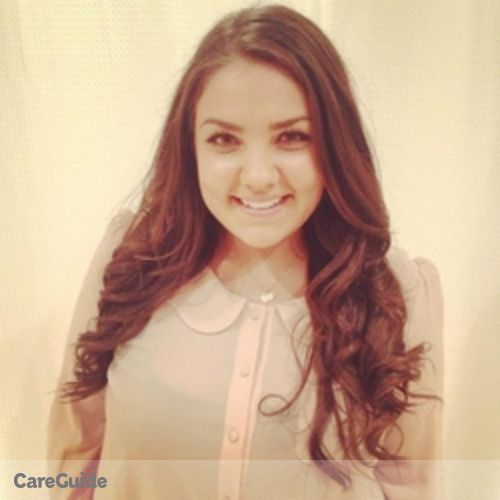 Canadian Nanny Provider Chantal F's Profile Picture