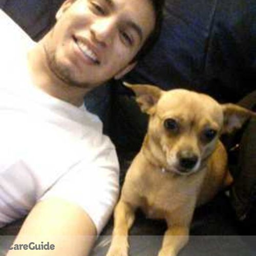 Pet Care Provider Edwin Paniagua's Profile Picture