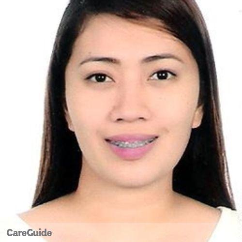 Canadian Nanny Provider Reena P's Profile Picture